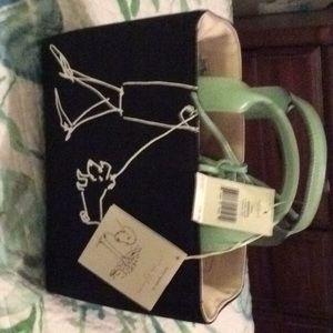 Kate Slate small tote bag